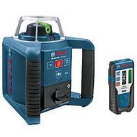 Нивелир лазерный ротационный Bosch GRL 300 HVG