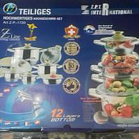 Набор посуды из 12-ти предметов inteRnationale арт.ZP-1720