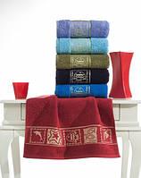 Махровые полотенца 70х140см в ассортименте  Balik