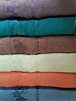Однотонные махровые полотенца   Lima в ассортименте