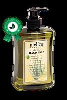 Органическое жидкое мыло с экстрактом Алоэ Вера