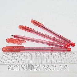 Ручка шариковая 2210 MY PEN (1мм) красная