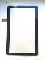 Сенсор тачскрин Nomi C10104  RP-400A-10.1-FPC-A3 черный