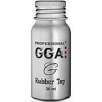 Каучуковый топ для гель-лака GGA Professional , 30 мл