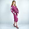 Платье в украинском стиле Цветы, фото 4