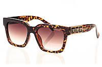 Женские солнцезащитные очки реплика классика коричневый крадиент