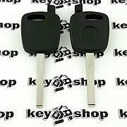 Корпус ключа под чип для LAND ROVER (Ленд Ровер), лезвие HU101