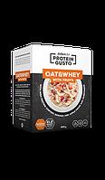 Овсяная каша с повышенным содержанием белка, Out & Whey With Fruits 696g, Chocolate-cherry (BioTech)
