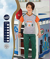 Пижама для мальчика Лето р.1-2,3-4,5-6 лет