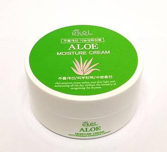 Крем для лица с алое Ekel Aloe Moisture cream 100 g