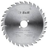 Диск пильный S&R Sprinter 210