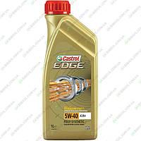 Моторное масло Castrol Edge  5w40 1л.