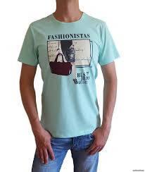 Мужские футболки модели норма