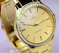 Женские наручные часы Omega Co-Axail Cronometer Gold O6233