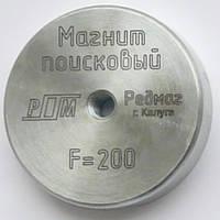 Поисковый магнит F200 Односторонний Редмаг