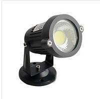 Светильник уличный (прожектор) 3W COB 6500K алюминий IP65