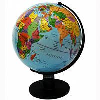 Глобус земли с политической картой 320 мм.