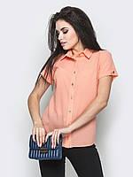 Рубашка 413, шифоновая блузка, блуза для офиса, блузка белая, дропшиппинг поставщик