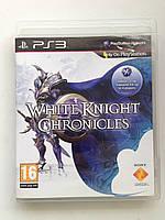 Видео игра White Knight Chronicles (PS3)