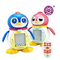"""Детская развивающая игрушка Baby Tilly """"Интерактивный пингвин Тиша"""" с пультом управления (T 46 D 175/2050)"""