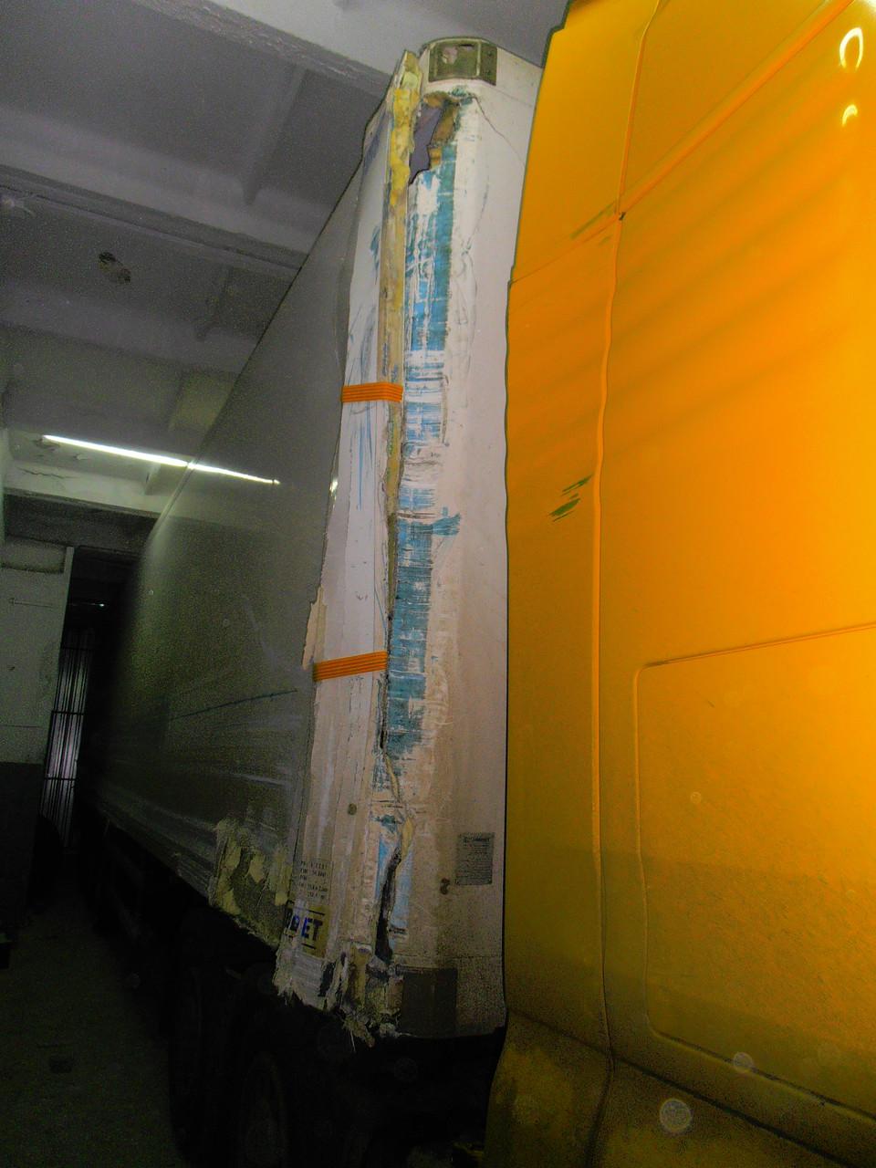 Ремонт фургонов после ДТП - Сервисная станция РЕФ-СЕРВИС Днепропетровск в Днепре