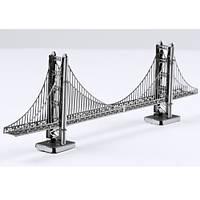 "Металлическая сборная 3D модель ""Мост Golden Gate"", Metal Earth"