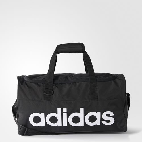 Сумка черная adidas Linear Performance Bag AJ9927 адидас
