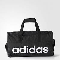 Сумка черная adidas Linear Performance Bag AJ9927 адидас, фото 1