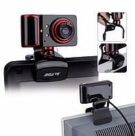 USB 2.0 HD 12 мегапикселей веб-камера ночного видения видеокамеры с микрофоном микрофон S9 Jingui