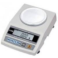 Весы лабораторные электронные CAS MW II-300