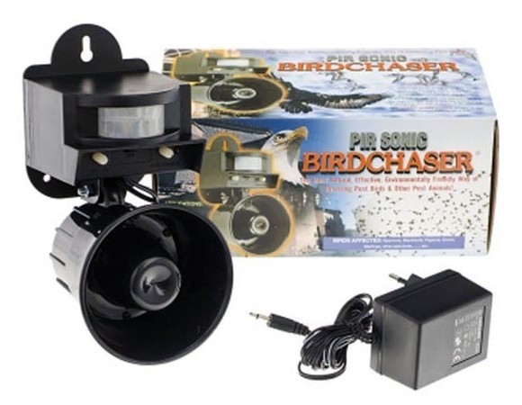 Звуковой отпугиватель птиц ls-2001 звуковой отпугиватель птиц банзай ls-2001 купить в киеве