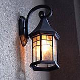 Настенные (фасадные) светильники