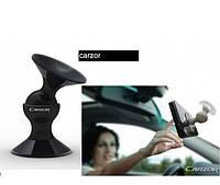 Крепление-присоска Carzor для iPhone или GPS-навигатора