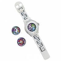 Часы Hasbro Yo-Kai Watch B5943 - в подарок Медали для часов Hasbro Yo-Kai Watch!