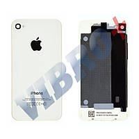 Задняя крышка для iPhone 4, цвет белый