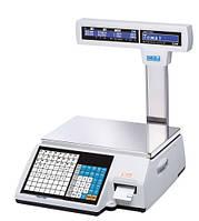 Весы с чекопечатью CAS CL-5000J (Б\У)