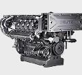 Двигатель Deutz 1015 M 1015 M водяное охлаждение, 195 - 440 кВт / 262 - 590 л.с.