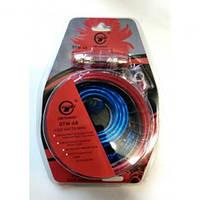 Набор кабелей для Автозвука OTW A8 MAX 1500 WATTS