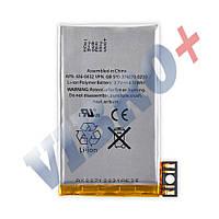 Аккумулятор для iPhone 3G, копия высокого качества, мощность 4,51 ватт-час