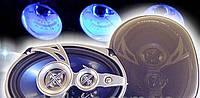 Автоакустика тыловая  BM Boschmann XLR-9948E, коаксиальная, 4-х полосная