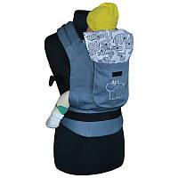 Эргономичный рюкзак  Basic Джунгли