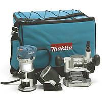 Фрезер кромочный Makita RT 0700 CX2