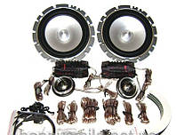2-х компонентная автомобильная акустическая система BM Boschmann AL-160SE