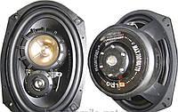 PR-6390Turbo – коаксиальная 3-х полосная тыловая автомобильная акустика