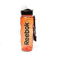 Бутылка для воды Reebok Water Bottle (RABT-P75ORREBOK) 750 мл