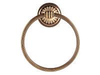 Кольцо для полотенца KUGU Hestia antique 904A, фото 1