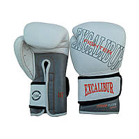 Перчатки боксерские Excalibur Thunder (529-05) White