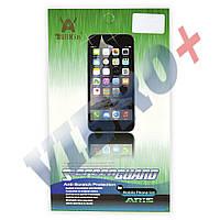 Антибликовая защитная пленка Bullkin для iPhone5 5S 2 в1