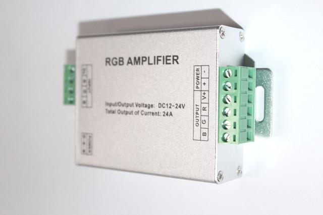 RGB усилитель для светодиодной ленты