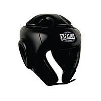 Боксерский шлем Excalibur (701) Black